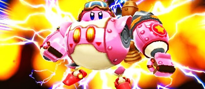 Kirby Planet Robobot aura son bundle