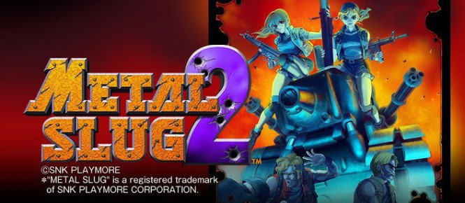 Steam accueille Metal Slug 2