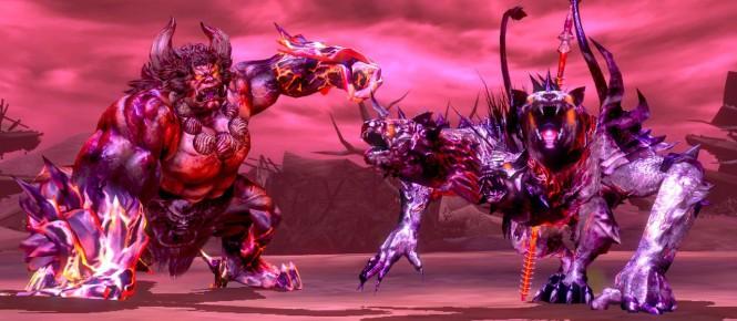 Une démo PS Vita pour Toukiden 2