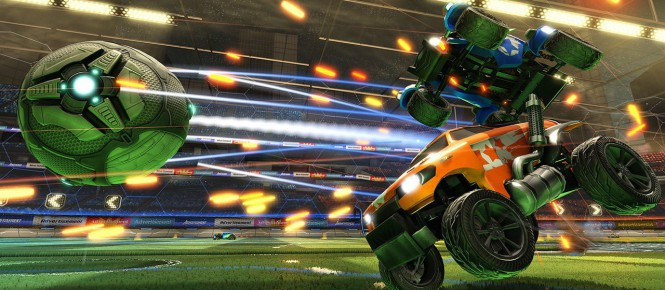 Rocket League : plus de 14 millions de joueurs