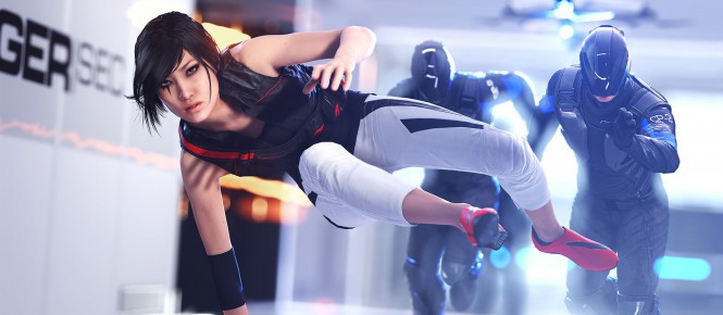 Mirror's Edge Catalyst reporté