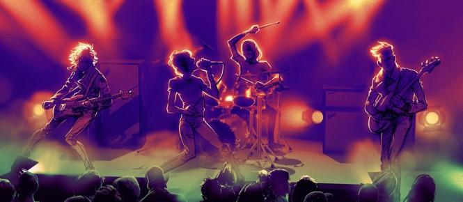 Une extension à venir pour Rock Band 4
