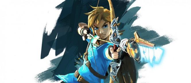 Zelda pour début 2017 avec la NX