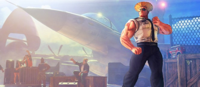 Street Fighter V accueille Guile dès vendredi