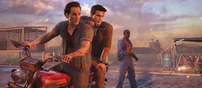 Uncharted 4 : des exemplaires volés