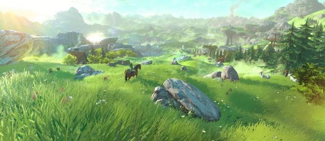 Nintendo à l'E3 : seul Zelda sera jouable