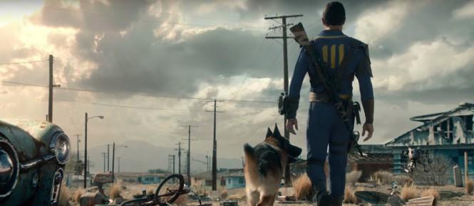 Fallout 4 se met à jour