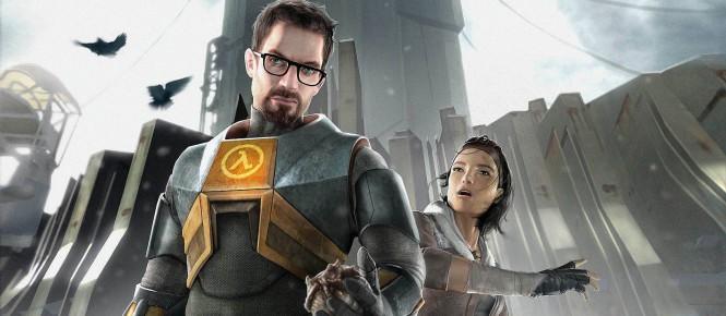 Half Life 2 terminé en 40 minutes.