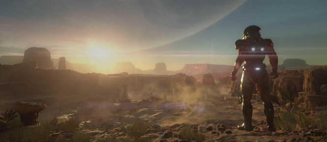 Mass Effect Andromeda sera à l'EA Play