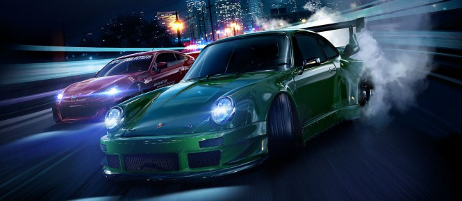 Need for Speed : un opus pour 2017