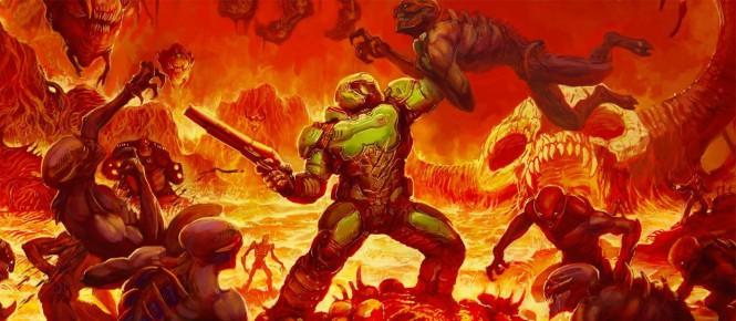 Doom : les Glory Kills à l'honneur