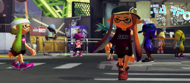 Splatoon : un nouveau bundle japonais