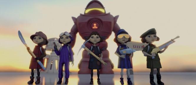 Une bêta ouverte pour The Tomorrow Children