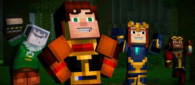 Minecraft Story Mode : l'épisode 6 en juin