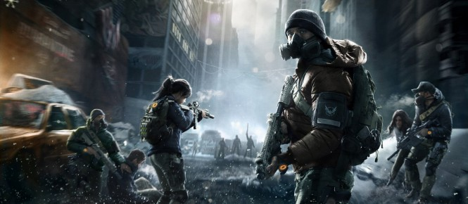Vers un film The Division
