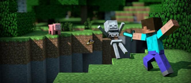 Minecraft et ses records de vente...