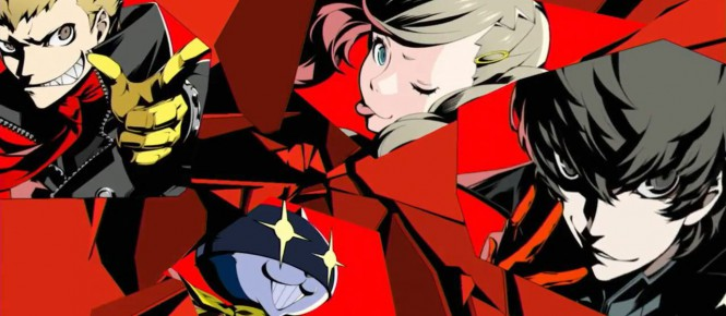 Persona 5 : date US et doublage