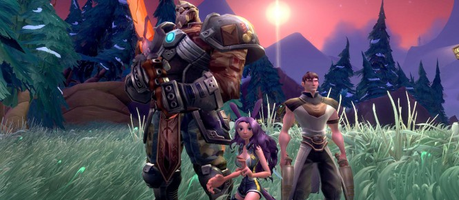 Wildstar arrive sur Steam