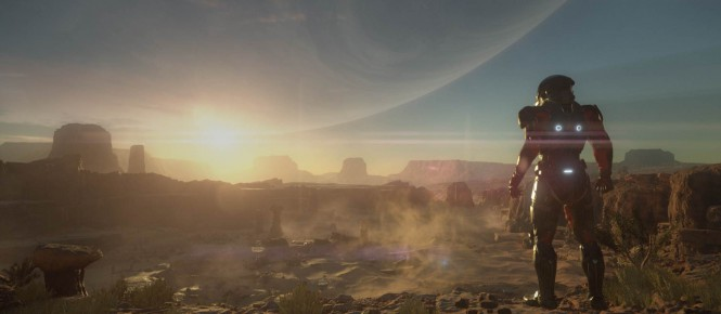 [E3 2016] Mass Effect se montre !