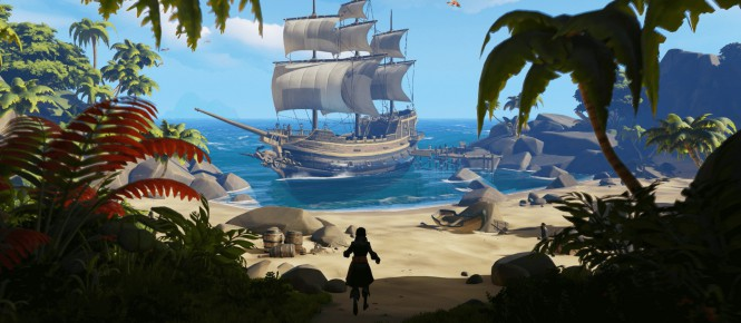 [E3 2016] Sea of Thieves montre son Gameplay