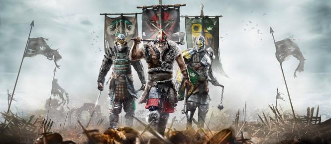 [E3 2016] Du solo pour For Honor