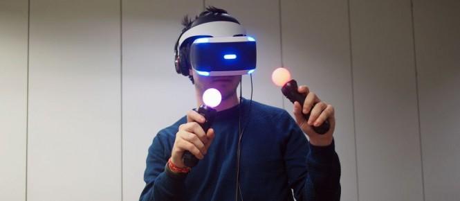 PS VR : une date française