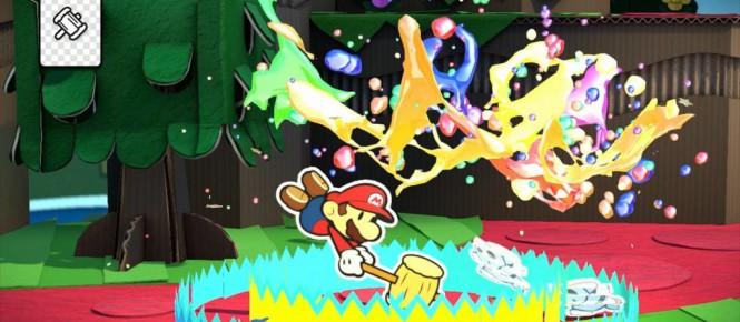 [E3 2016] Une date pour Paper Mario Color Splash