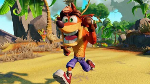 Un autre Crash Bandicoot développé sur PS4 ?