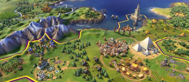 Civilization VI : le fonctionnement des villes