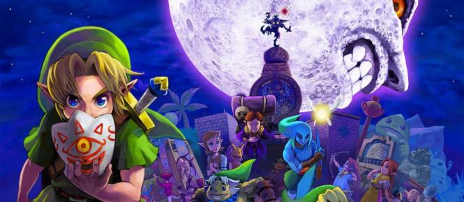 Zelda Majora's Mask bientôt sur Console Virtuelle Wii U