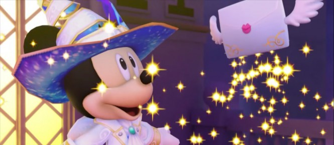 Une date pour Disney Magical World 2
