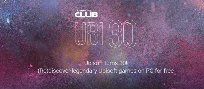 Ubisoft : des jeux gratuits sur PC