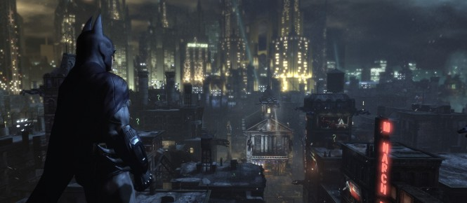 Batman : retour à Arkham repoussé