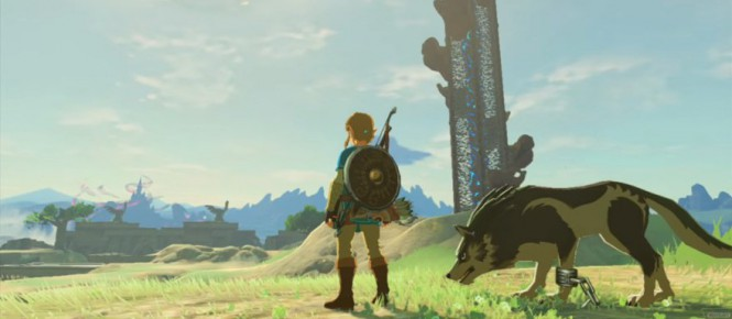 Japan Expo : Zelda Breath of the Wild présent
