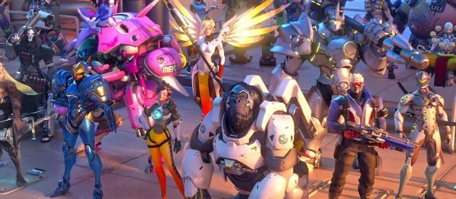 Overwatch sur PC accueille le mode compétitif