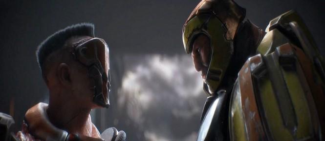 Quake Champions : le pourquoi du comment de l'exclue PC