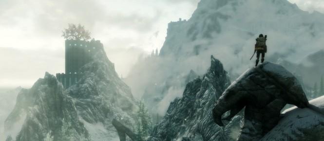 Skyrim Special Edition face à l'édition moddée
