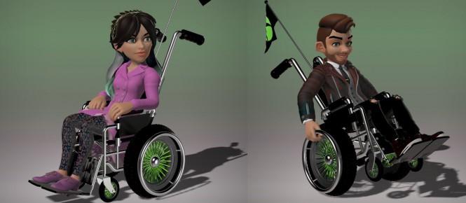 Les avatars Xbox se diversifient