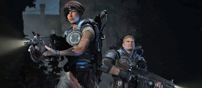 Des microtransactions dans Gears of War 4