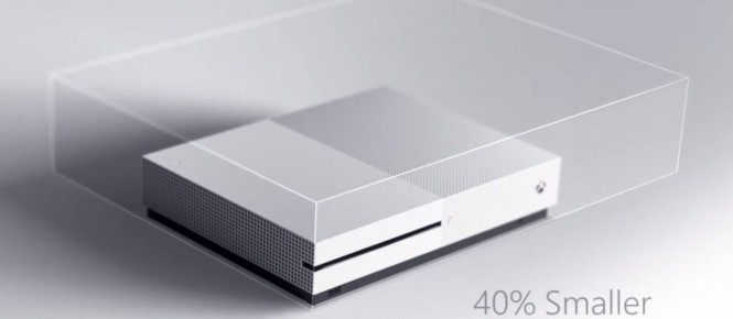 Une date pour la Xbox One S
