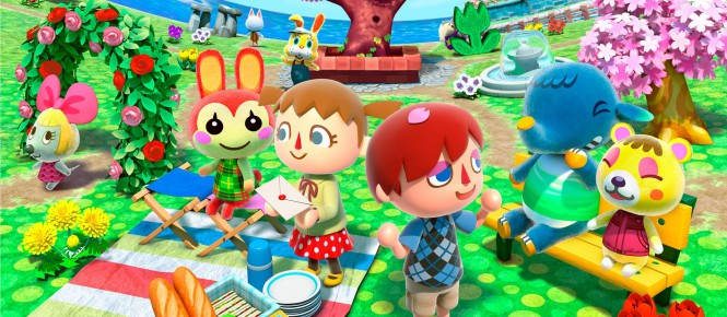 Animal Crossing New Leaf bientôt compatible amiibo