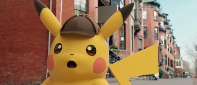 Un film pour Détective Pikachu