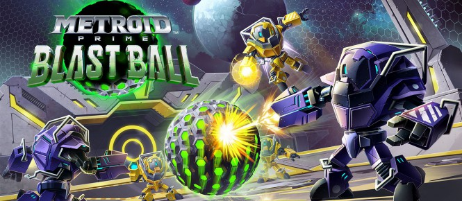 3DS : Metroid Prime : Blast Ball gratuit