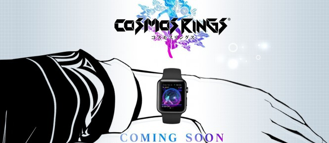 Un RPG sur Apple Watch pour Square Enix