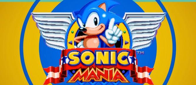 Sega annonce Sonic Mania