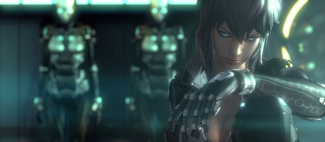 Une bêta ouverte pour Ghost in the Shell