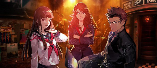L'Europe pour Tokyo Twilight Ghost Hunters Daybreak