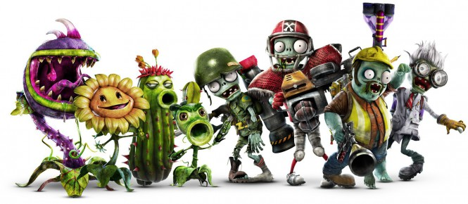 Plants vs Zombies : Garden Warfare 2 temporairement gratuit