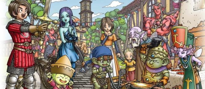 Dragon Quest X aussi sur NX