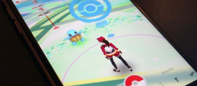 Pokémon GO se met à jour (avec un nouveau radar)